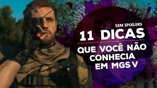 Download [DESAFIO!] 11 dicas que você não conhecia em Metal Gear Solid V: The Phantom Pain