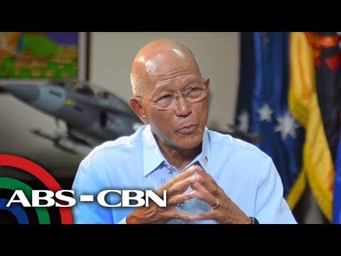 The World Tonight: Lorenzana - If we have peace, we can reduce military budget
