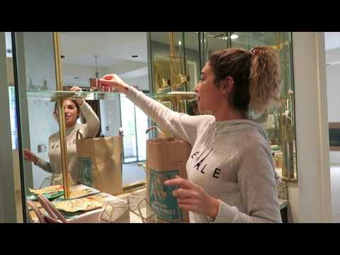 APARTMENT TOUR!!!!- Chantel Jeffries thumbnail