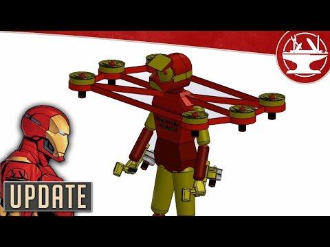 Flying Like Iron Man Q&A!!!