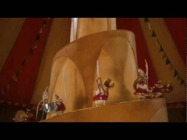 Coraline Scene Mice Circus Youtube