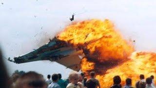Самые крупные и зрелищные авиакатастрофы мира.(Самые крупные и зрелищные авиакатастрофы запечатлённые на видео. -------------------------------------------------- ГРУППА ВКОНТА..., 2015-04-08T13:01:57.000Z)