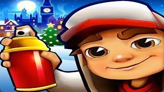 Subway Surfers London Android Gameplay #1