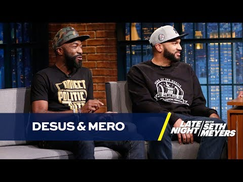 Desus & Mero on Trump's Incompetence and Their Five F-Word Allowance
