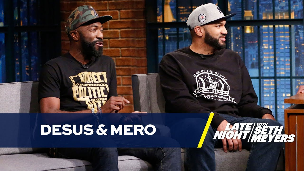 desus mero on trump s incompetence and their five f word allowance