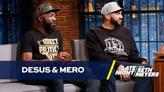 Desus & Mero on Trump's Incompetence and Their Five F-Word Allowance thumbnail