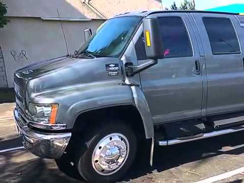 Chevrolet Kodiak 4500 - YouTube