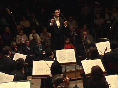 Mahler Symphonie n°1 (conductor: Cristian Orosanu)HD 720p