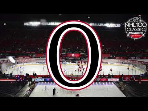 Ottawa Senators NHL 100 Classic Goal Horn