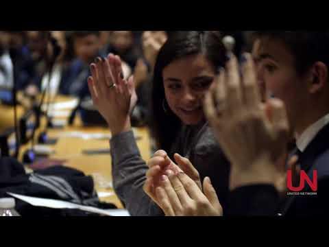United Network - video presentazione - IMUN Roma scuole medie superiori  - 2018/19