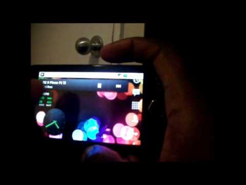 Samsung Omnia II_Android_2.1_Beta_2
