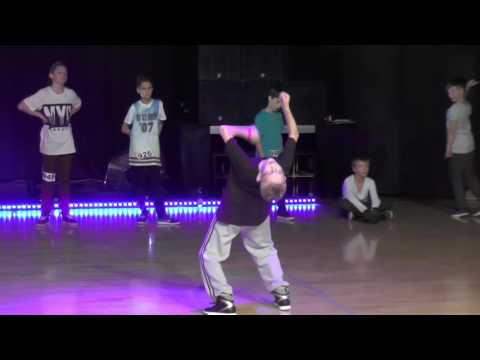 Ignas Tamulis / Hip Hop Solo 1st place / Lithuanian cup 2016