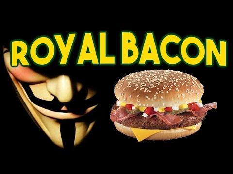 Connu Recette Royal Bacon Burger - Mc Donald - YouTube DL38