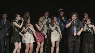 The Beat @ UCSD // BEAuTy PAGEANT // Remind You (Andy Grammer)