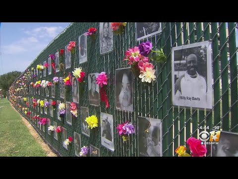 'Say Their Names' Exhibit On Display At Lake Highlands High School