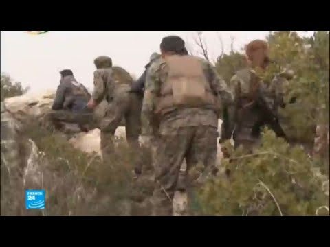 دمشق تؤكد وصول قوات موالية لها إلى عفرين  - نشر قبل 2 ساعة
