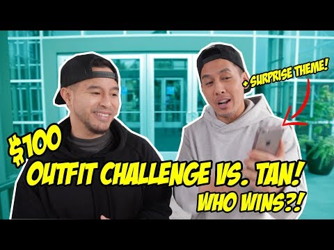 Download Youtube: $100 SPRING OUTFIT CHALLENGE VS. TAN! WHO WINS?