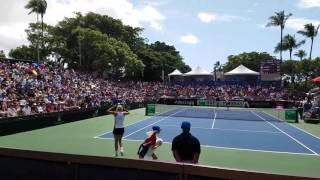 Match Point Coco Vandeweghe vs Andrea Petkovic Fed Cup Kaanapa…