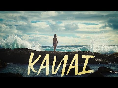 KAUAI HAWAII #VANLIFE   Quit job sold car for tropical paradise