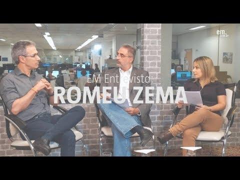Romeu Zema: entrevista exclusiva do governador ao Estado de Minas