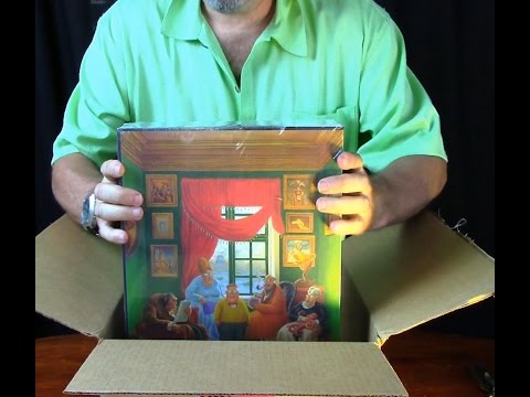 UnBoxing The Complete Far Side: 1980-1994 Hardcover – Box set