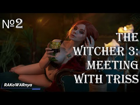 ПРИКЛЮЧЕНИЕ Геральта из Ривии (Ведьмак 3): Встреча с Трисс №2
