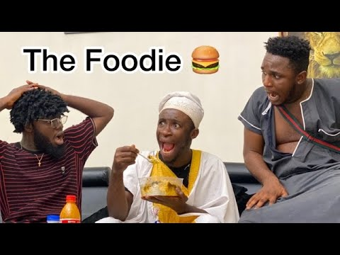 THE FOODIE 😂 (House of Lenzi)