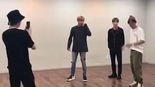 Jimin,Jhope y jungkook dance IDOL
