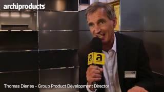 Salone del Mobile.Milano 2017 | USM - Thomas Dienes ci racconta Haller E, la nuova luce integrata