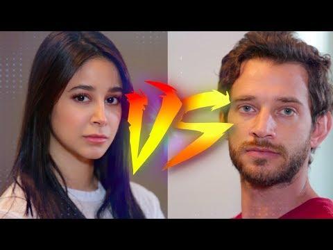 مسابقة التمثيل - أسيل ضد شريف  Battle of the Charades - Aseel vs Sherif