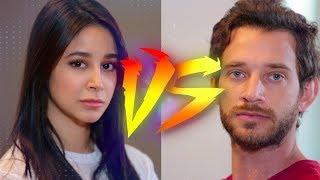مسابقة التمثيل - أسيل ضد شريف | Battle of the Charades - Aseel vs Sherif