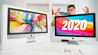 "2020 27"" iMac UNBOXING and REVIEW!"