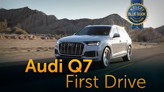2020 Audi Q7 | First Drive