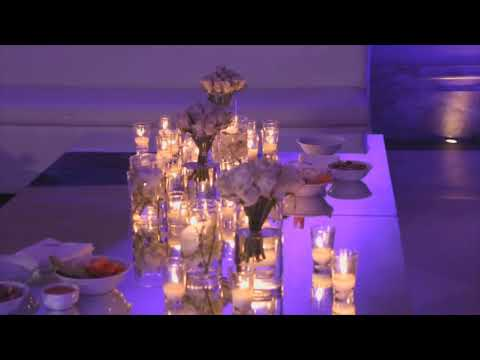 Fadi Fattouh - Wedding (Decoration) @ Pheonicia Beirut - Lebanon
