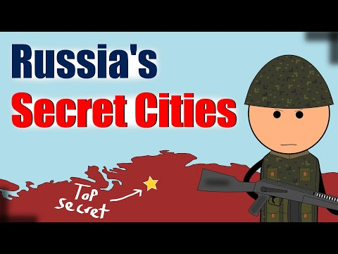 Russia's Secret Cities | Animated History Of Russia