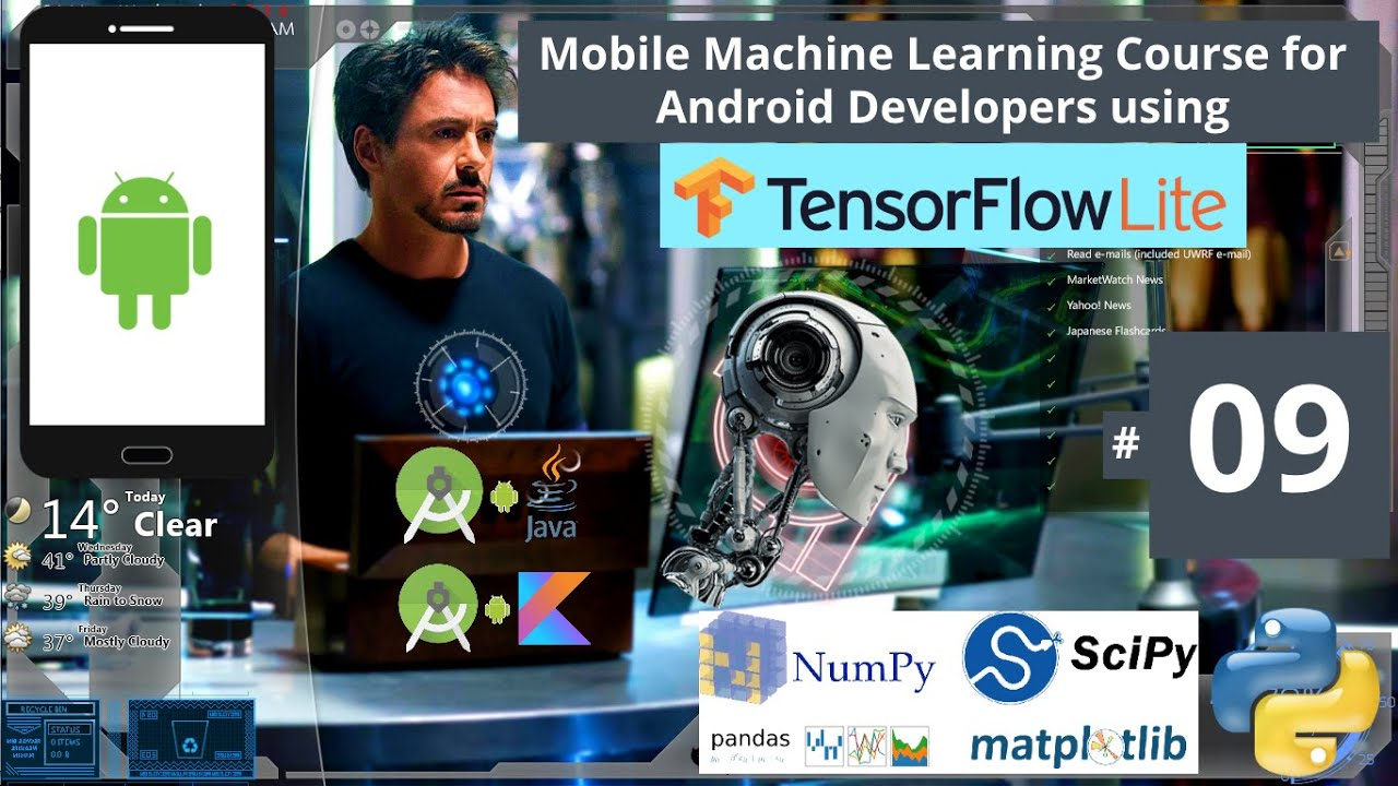 Loops in Python for Machine Learning & AI || Python For Loop & Python While Loop | Tensorflow Lite