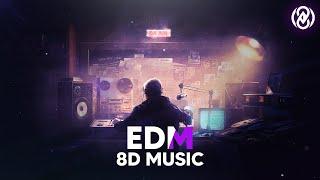 8D Music Mix ⚡ Best EDM Songs | Use Headphones 🎧 - classic 90s edm songs
