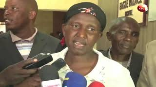 Politicians from Nakuru County warned against ethnic discord