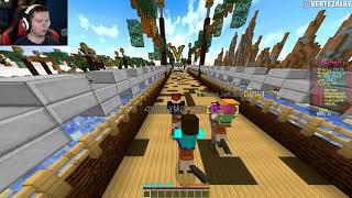 Minecraft Party - Widzów Łatwo Nie Pokonasz!