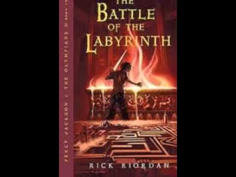 The Battle of the Labyrinth Summary & Study Guide