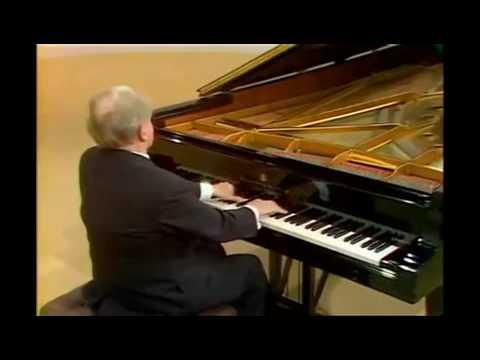 Wilhelm Kempff spielt Beethoven's Mondscheinsonate 3.Satz