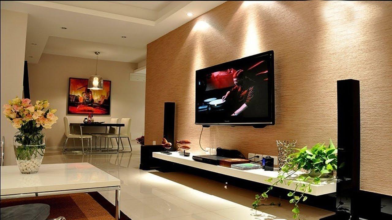 Modern T.V Lounge Decoration ideas 2019 | T.V lounge interior design ...