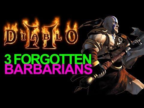 Diablo 2 - Throw Barb VS Chaos Sactuary