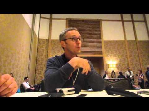 John Stephens - Gotham Interview