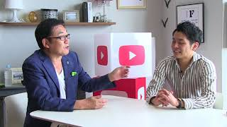 引き寄せ対談〜北尾俊介氏×名倉正フリートーク〜: YouTube studio Tokyo