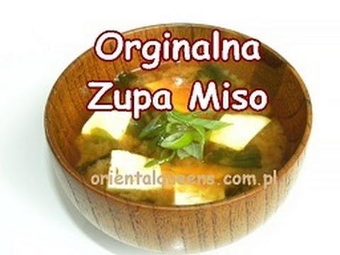 Zupa Miso Przepis Dieta Dlugowiecznosci Cud Okinawa Serek Tofu Kuchnia Japonska