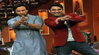 Saif Ali Khan on Comedy Nights With Kapil 1st December 2013 Episode - Bullet Raja