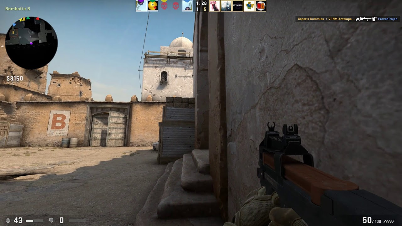 Counter strike  Global Offensive 2018 08 26   21 32 49 08 DVR Trim