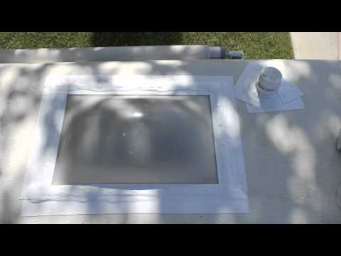 RV Roof Repairing With EternaBond