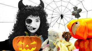 Выбираем костюм на Хэллоуин - Видео для девочек с Монстер Хай